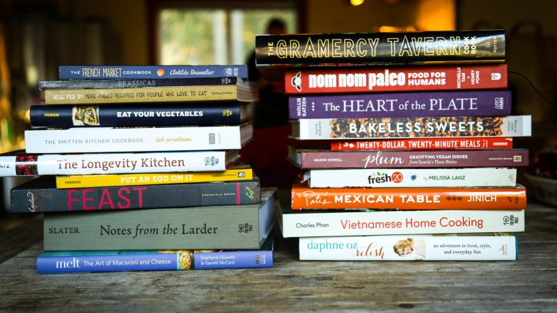 There were a lot of cookbooks targeted at children this year. Here's a look at some top picks.