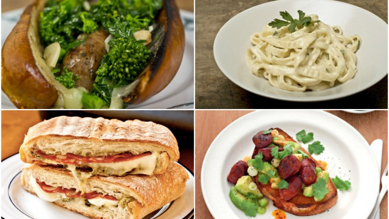 We understand if you're in a time crunch. That's why we rounded these quick recipes up for you.