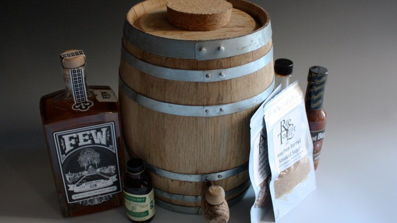 Not Just For Bourbon: 8 Barrel-Aged Food Products, And How To Buy Them