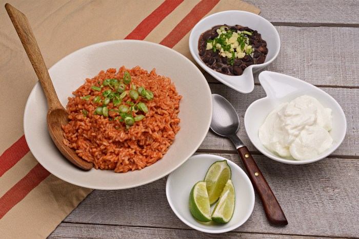 SoCal Mexican: A Good, Basic Mexican Rice Recipe - Food Republic