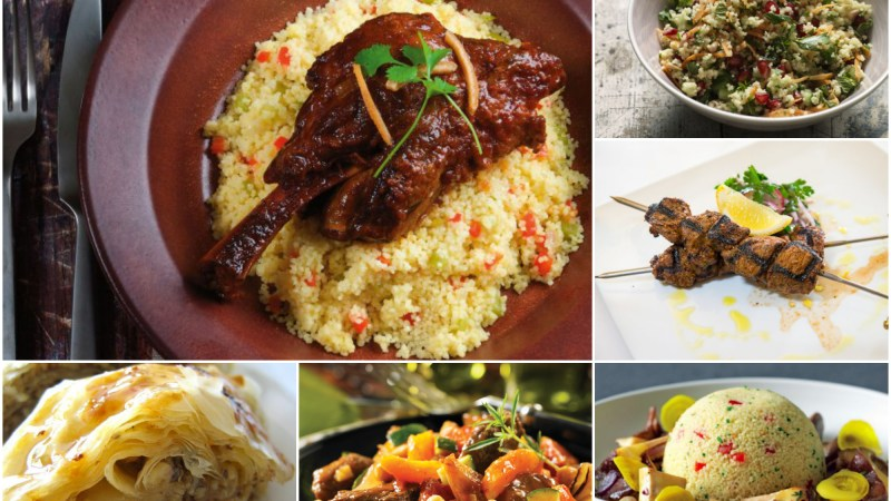 The Meal Plan: Lamb and Couscous