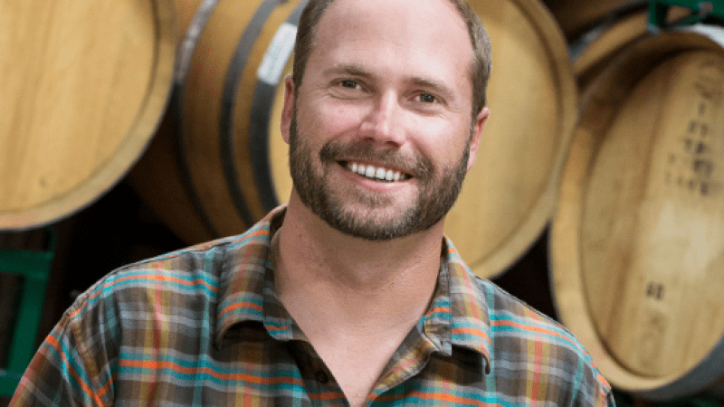 Mark Williams enjoys experimenting with different flavor combinations.