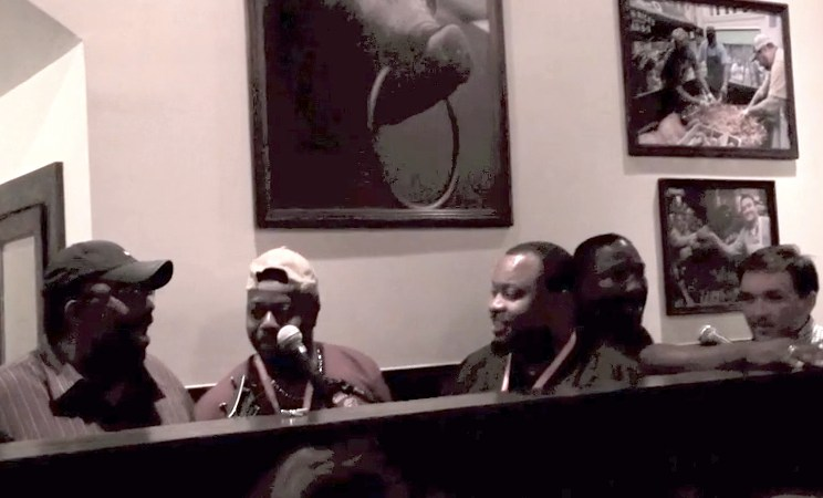 Video: Watch The Fatback Collective Pitmasters Sing 'Amazing Grace'