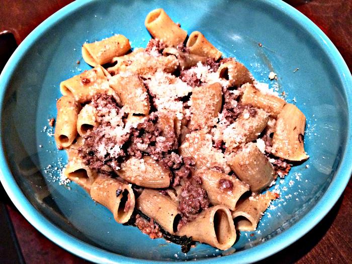 Marc Vetri's Most Famous Pasta Dish: Rigatoni With Chicken Livers Recipe
