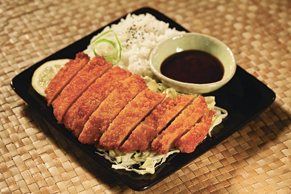 Chicken katsu recipe food republic chicken katsu recipe japanese forumfinder Image collections