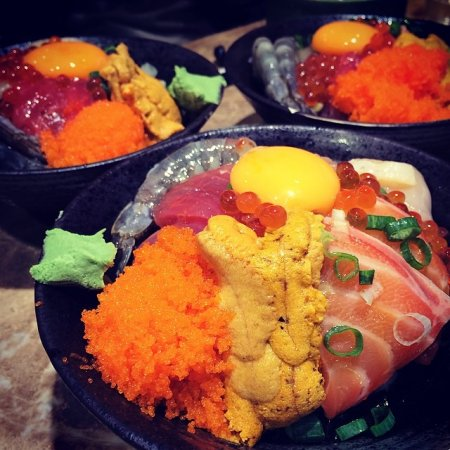 Meanwhile, In The Expansive, Exotic World Of Chirashi Instagrams