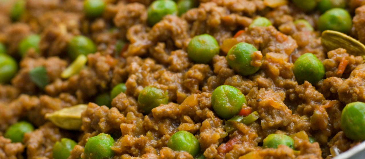 Indian chili keema with peas recipe food republic article featured image forumfinder Gallery