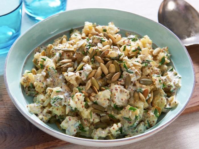 Texas Potato Salad Recipe