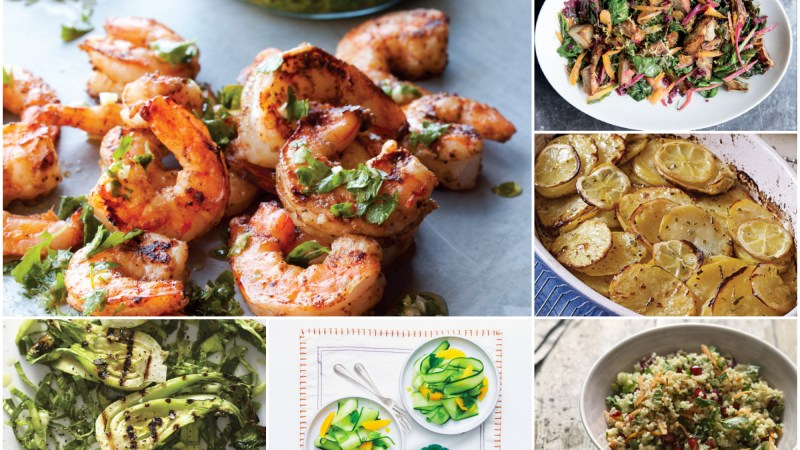 The Meal Plan: Here's The Right Way To Eat Grilled Shrimp