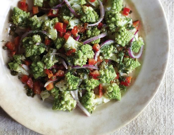Romanesco Summer Salad Recipe