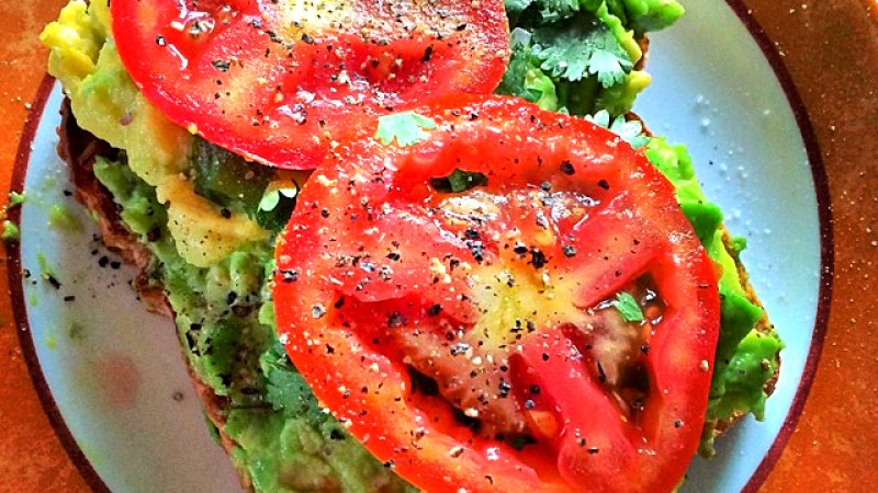 Meanwhile, In The Vast, Exotic World Of Summer Tomato Instagrams