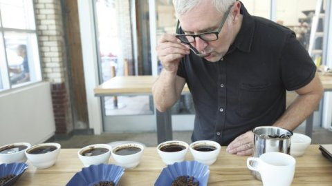 James Freeman Blue Bottle photo