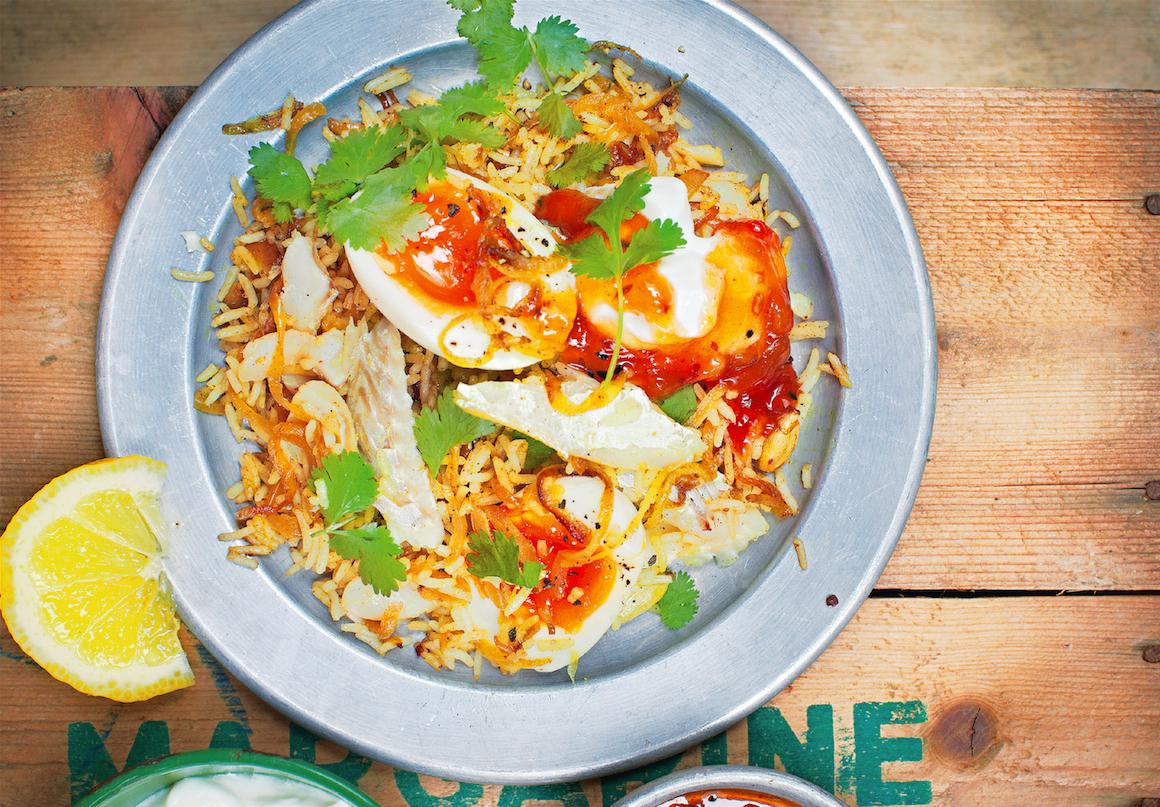 Comfort Food From Abroad: Classic Kedgeree Recipe   Food Republic
