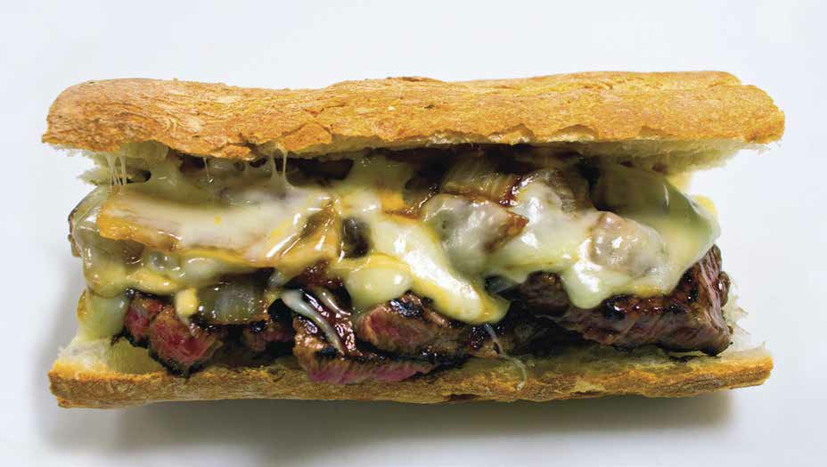 Pat LaFrieda's Filet Mignon Steak Sandwich Recipe – Food ...