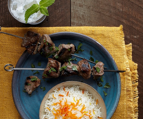 Persian food primer 10 essential iranian dishes food republic kebabs come in many kinds beef chicken lamb liver among them forumfinder Image collections