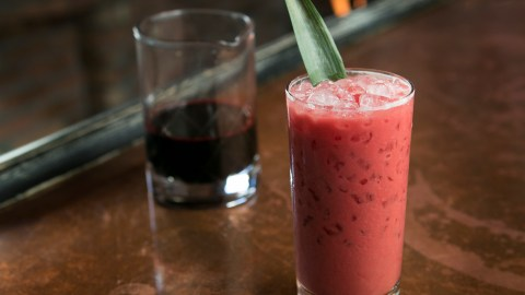 It's Like A Piña Colada, But With Pig's Blood