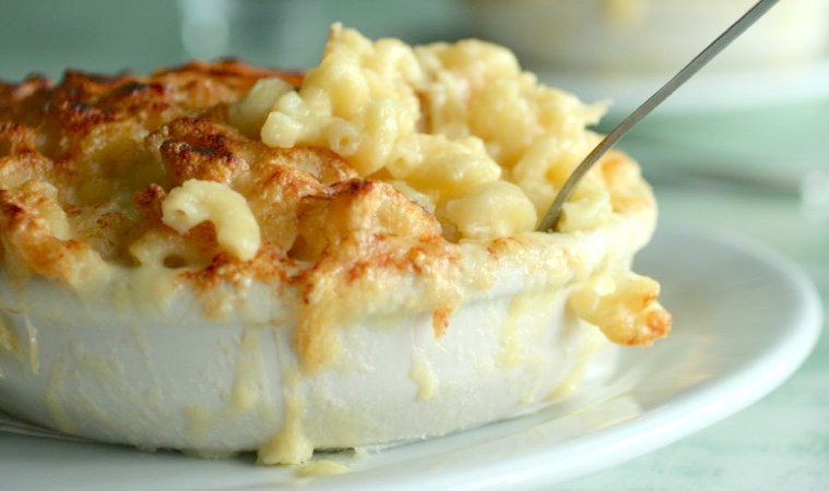 Poole's Diner Mac And Cheese Recipe