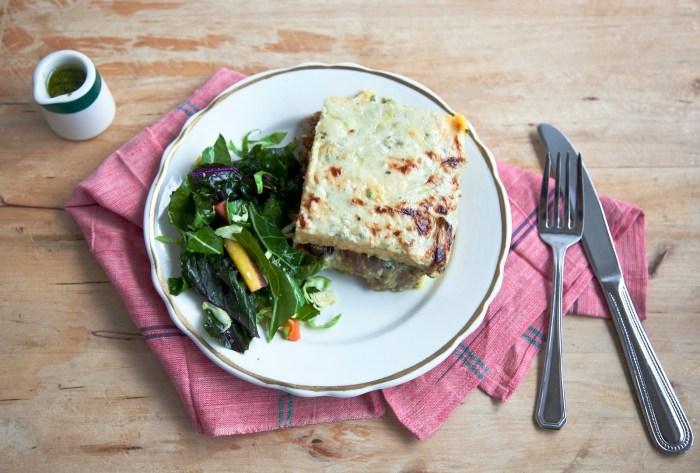 polenta casserole recipe
