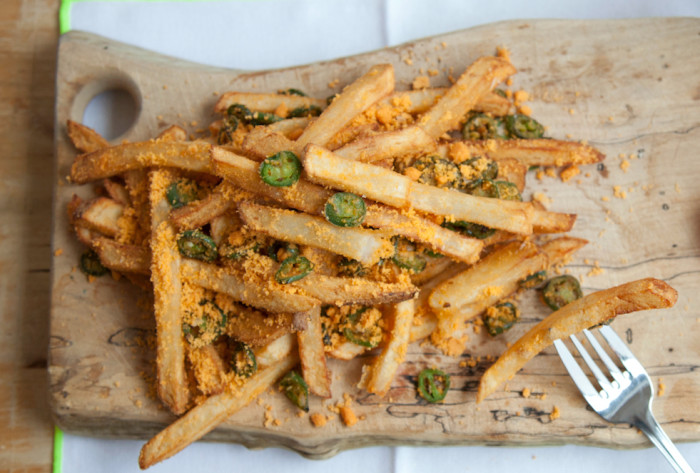 Ultimate Spicy Cheese Fries Recipe