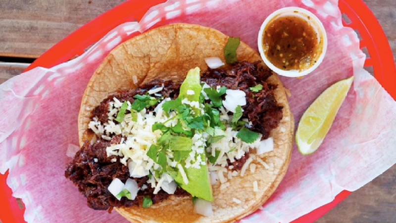 Brisket Matzo Tacos Recipe | Food Republic