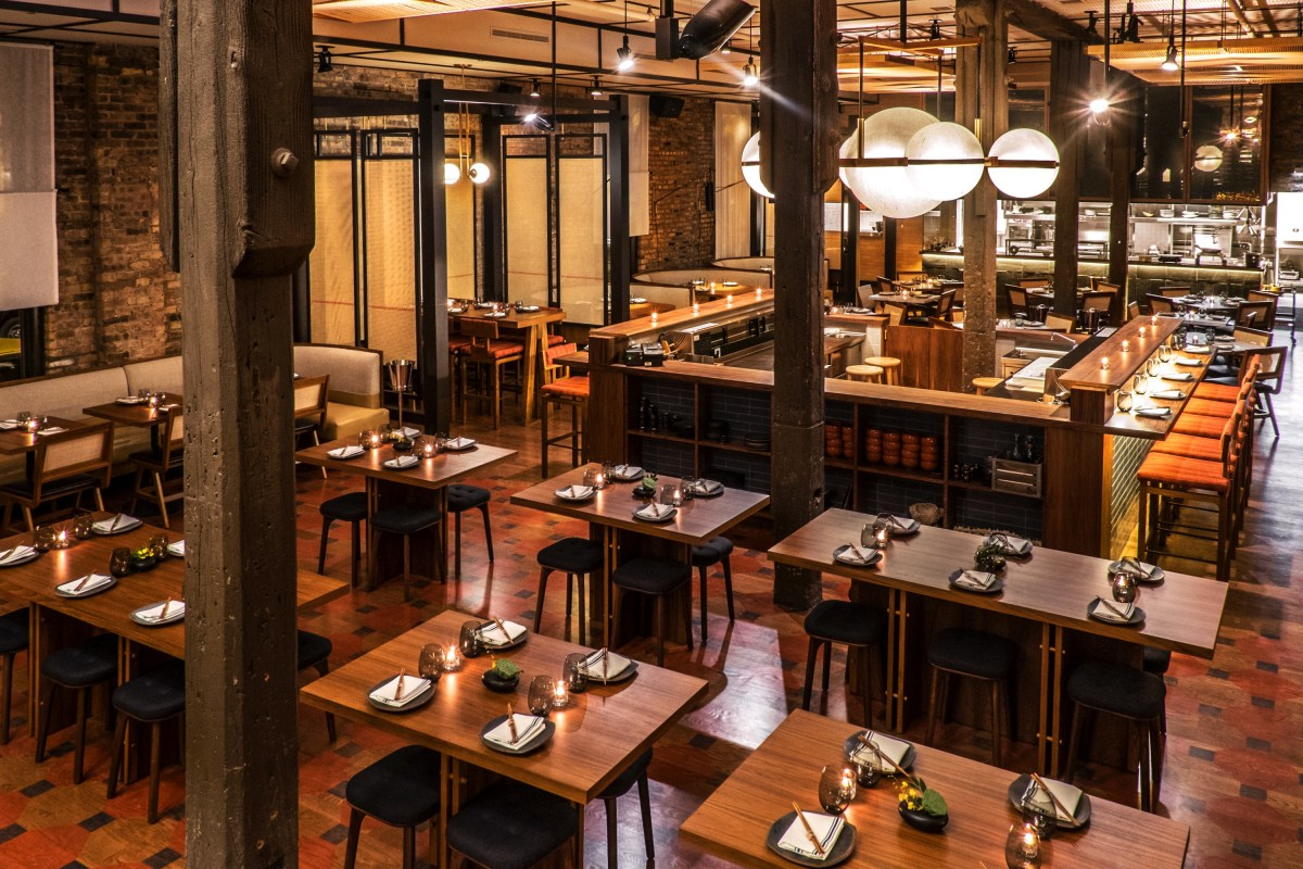 Avroko partners discuss the design for their chicago debut for Asian cuisine chicago