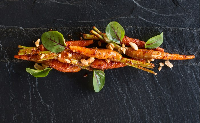 Tal Ronnen takes spicy North African carrot salad to elegant heights ...