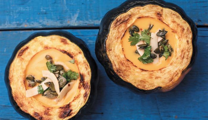 fall squash recipes