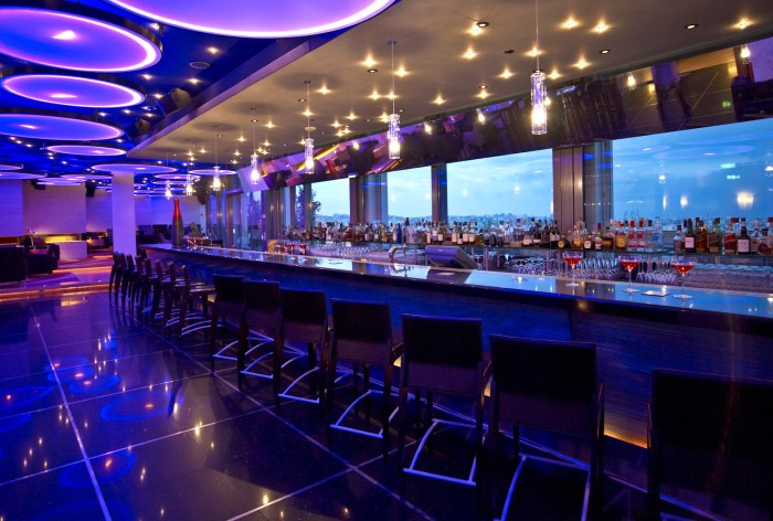 Hilton Galaxy Bar