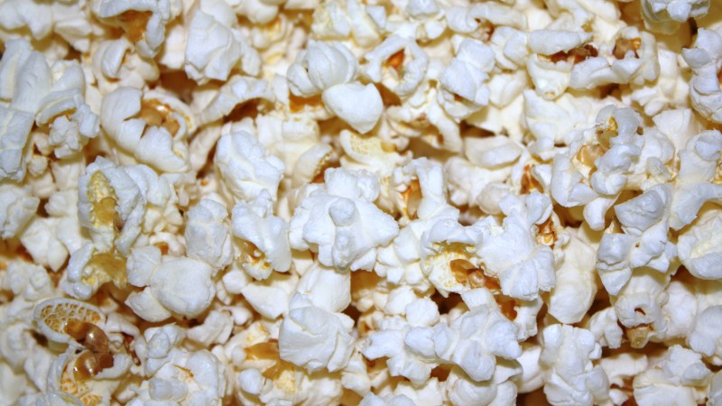 Could this be the end of popcorn at the movies? (Photo: imnotquitejack/Flickr.)
