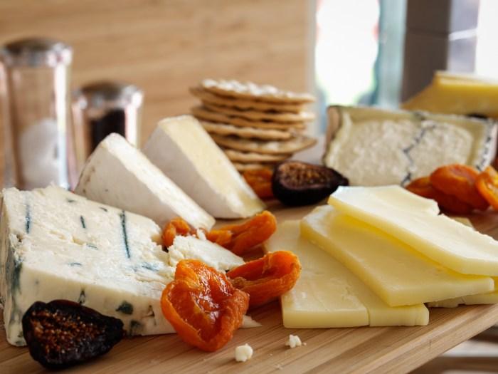 Centerplate SB50 Cheese Platter