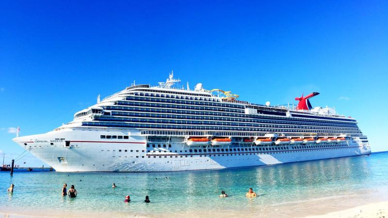 Carnival Cruise Line will feature the continent's first-ever brewery at sea. (Photo: Carnival/Facebook.)