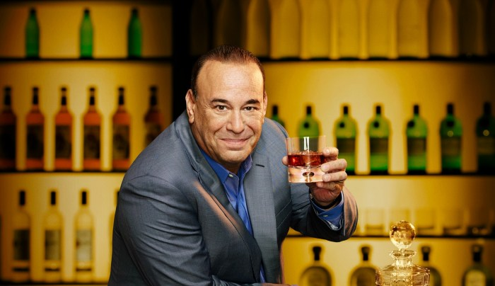 "Host Jon Taffer of Spike's ""Bar Rescue"""
