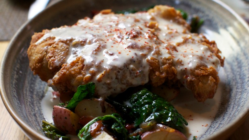 CHICKEN FRIED STEAK HUSK