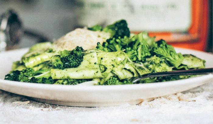 broccolipappardelle