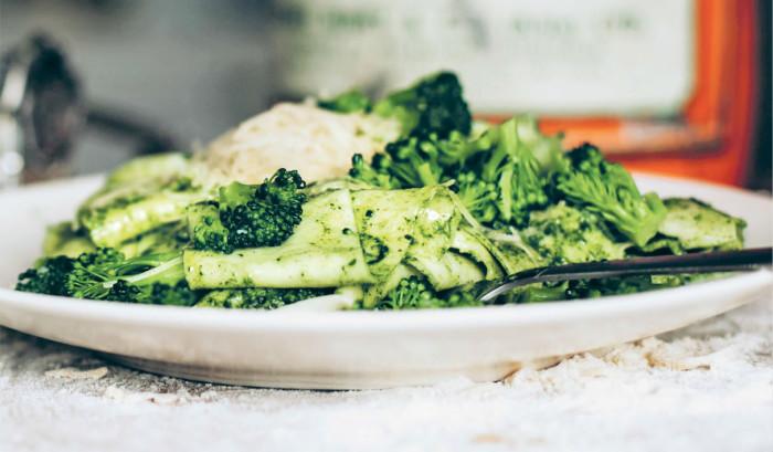 broccolipappardelle