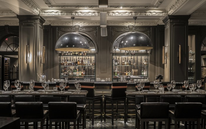 New York City's American Cut is still open for the old-school power lunch. (Photo: Sergio Serafin Spera.)