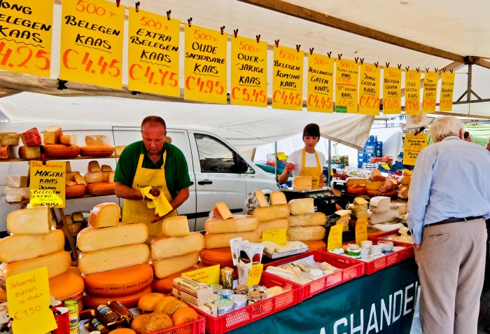 Cheese Stall