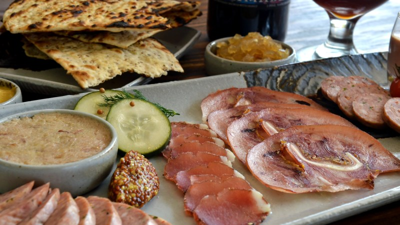 All the meats at Cured in San Antonio are outstanding. (Photo: Veronica Luna.)