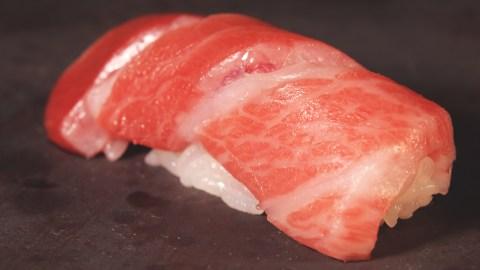 KOSAKA Sushi Otoro (Fatty Tuna) (2)-2
