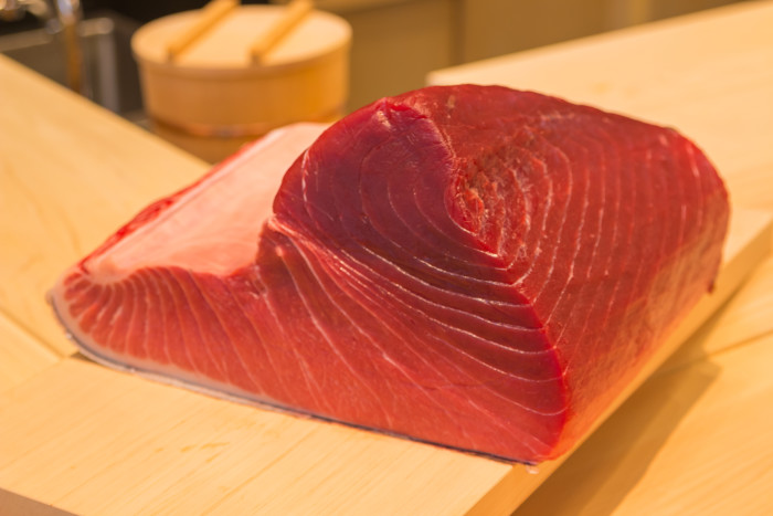 Sushi Ginza Onodera Bluefin Tuna