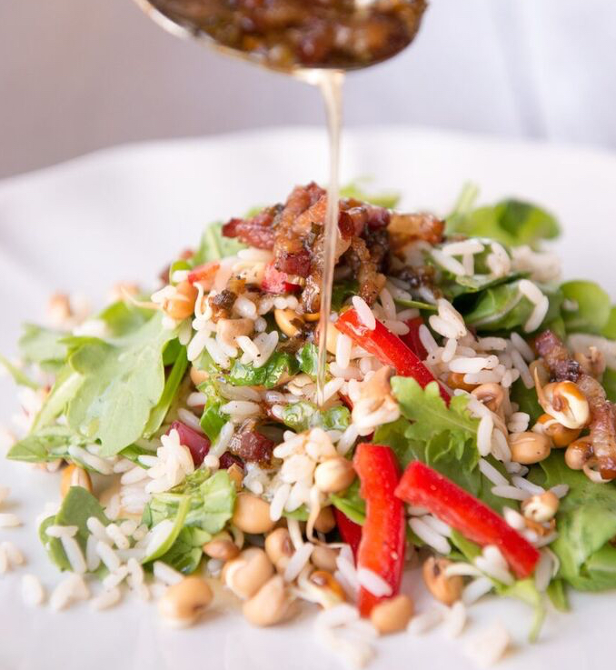 hoppin' john salad recipe