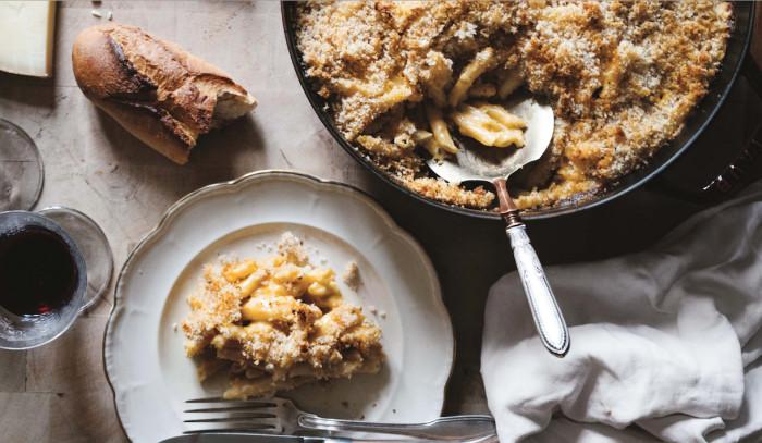 mimolette and comte macaroni and cheese recipe