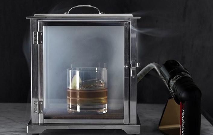 cocktail smoker box