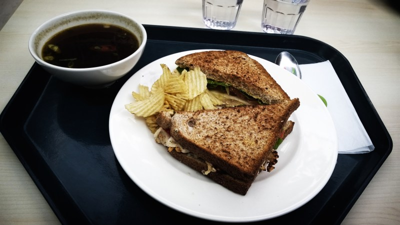 Gluten-Free College Cafeteria