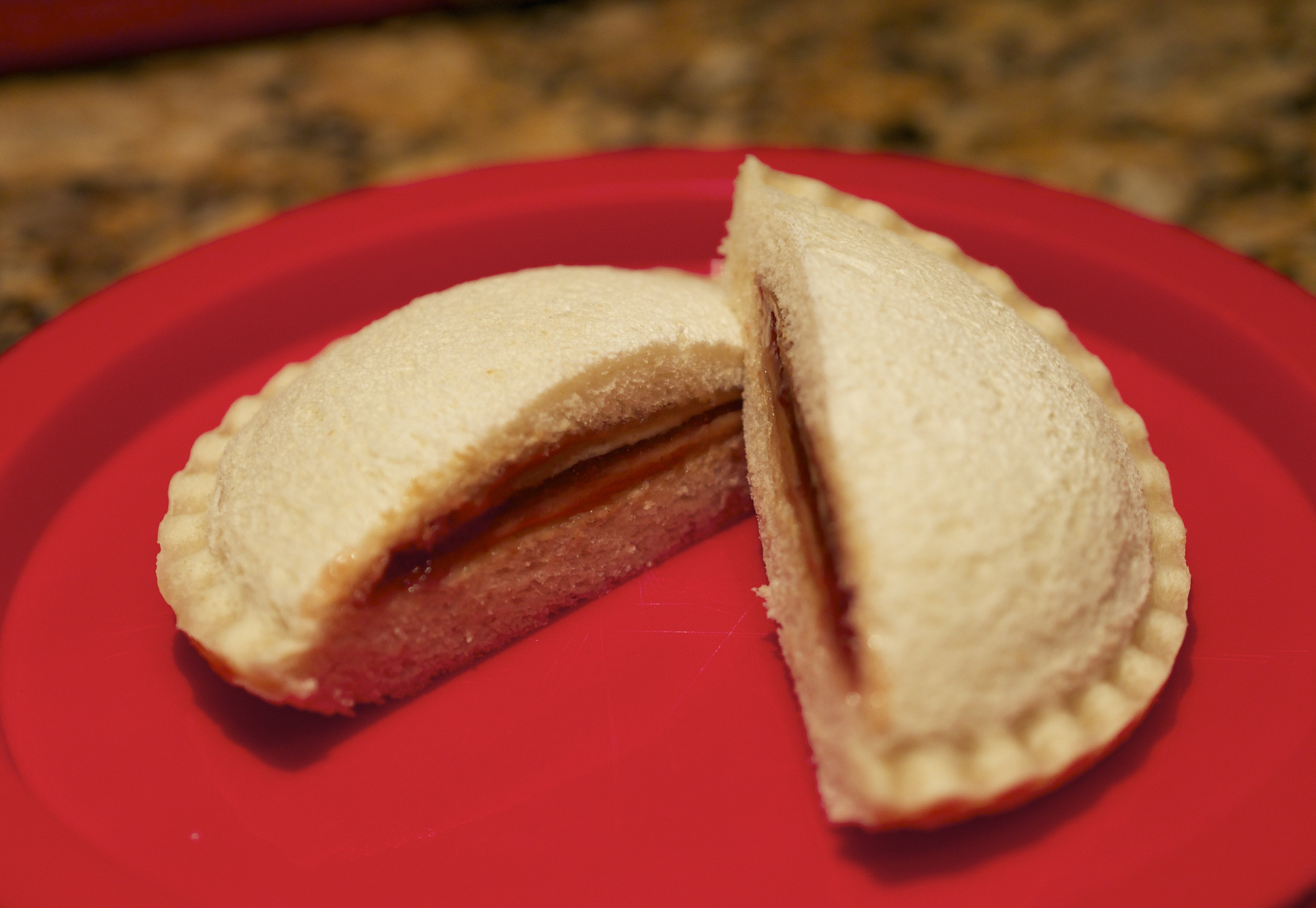 Factory Just For Uncrustables