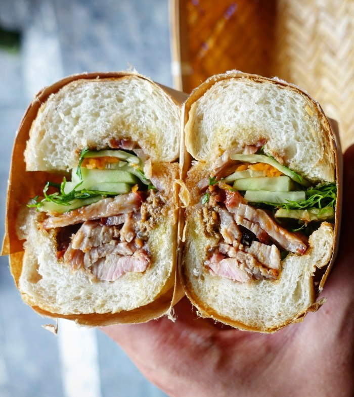 "Bánh mì literally translates to ""bread."""