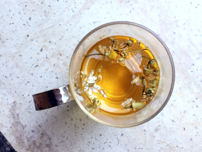 chamomile cocktail