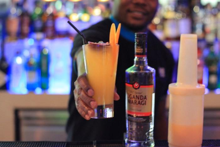 Uganda cocktail week