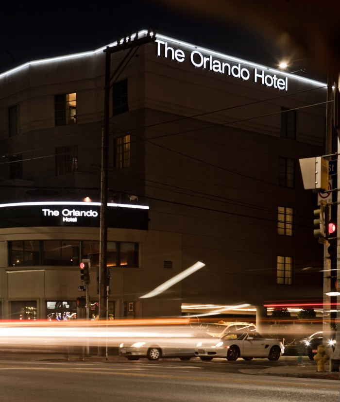 The Orlando Hotel Los Angeles