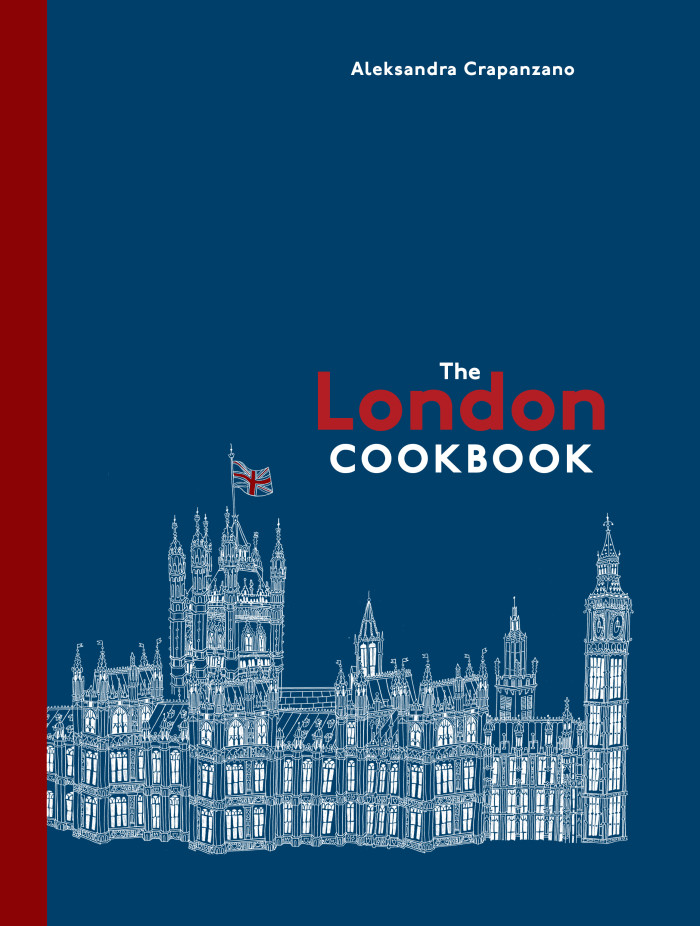 The London Cookbook_COVER